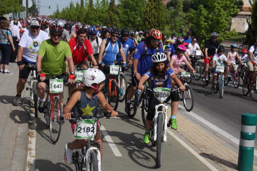 Fiesta de la Bicicleta (FOTO: José Luis Casarrubios)