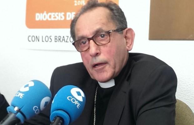 Joaquín María López de Andújar, obispo de Getafe
