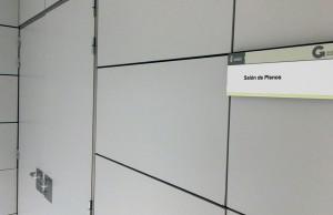 Salon cerrado