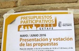 Privatizar los presupuestos participativos