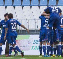 El Getafe celebra su gol / Foto: LaLiga